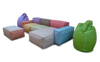 Cromoterapia: come scegliere il colore del divano per sentirsi meglio e più felici